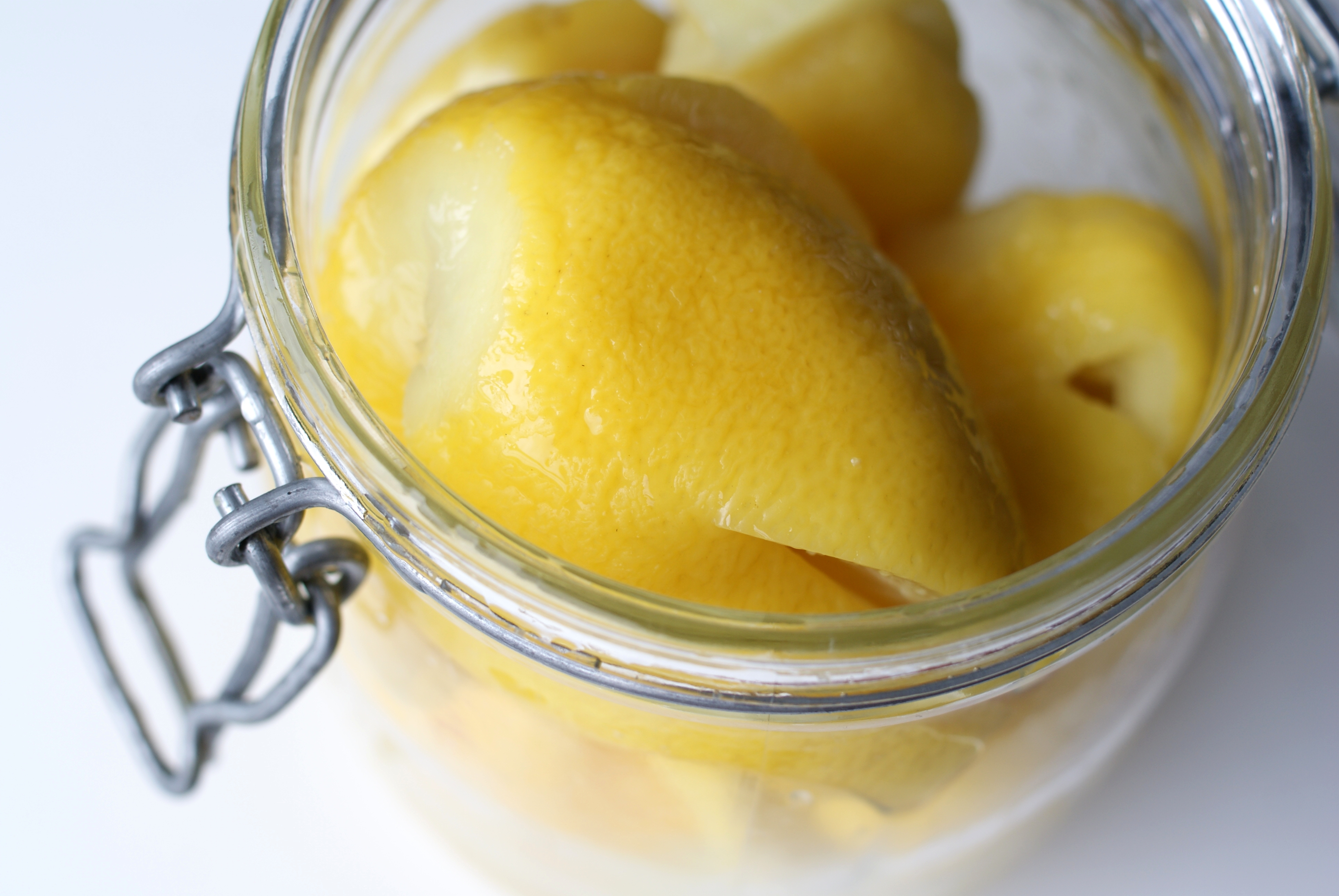 Lemon Confit Recipe — Dishmaps